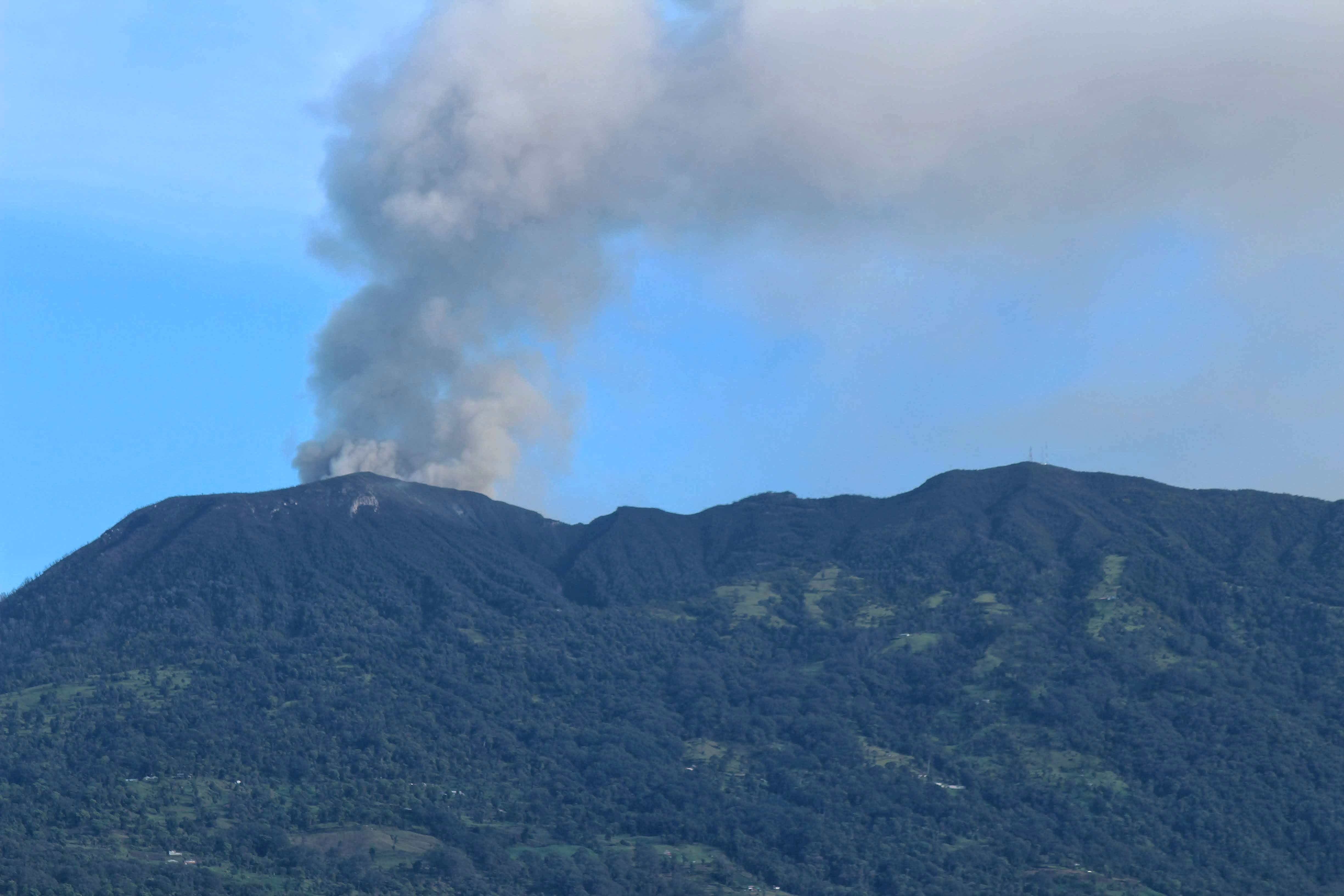 Free stock photo of Volcan Turrialba