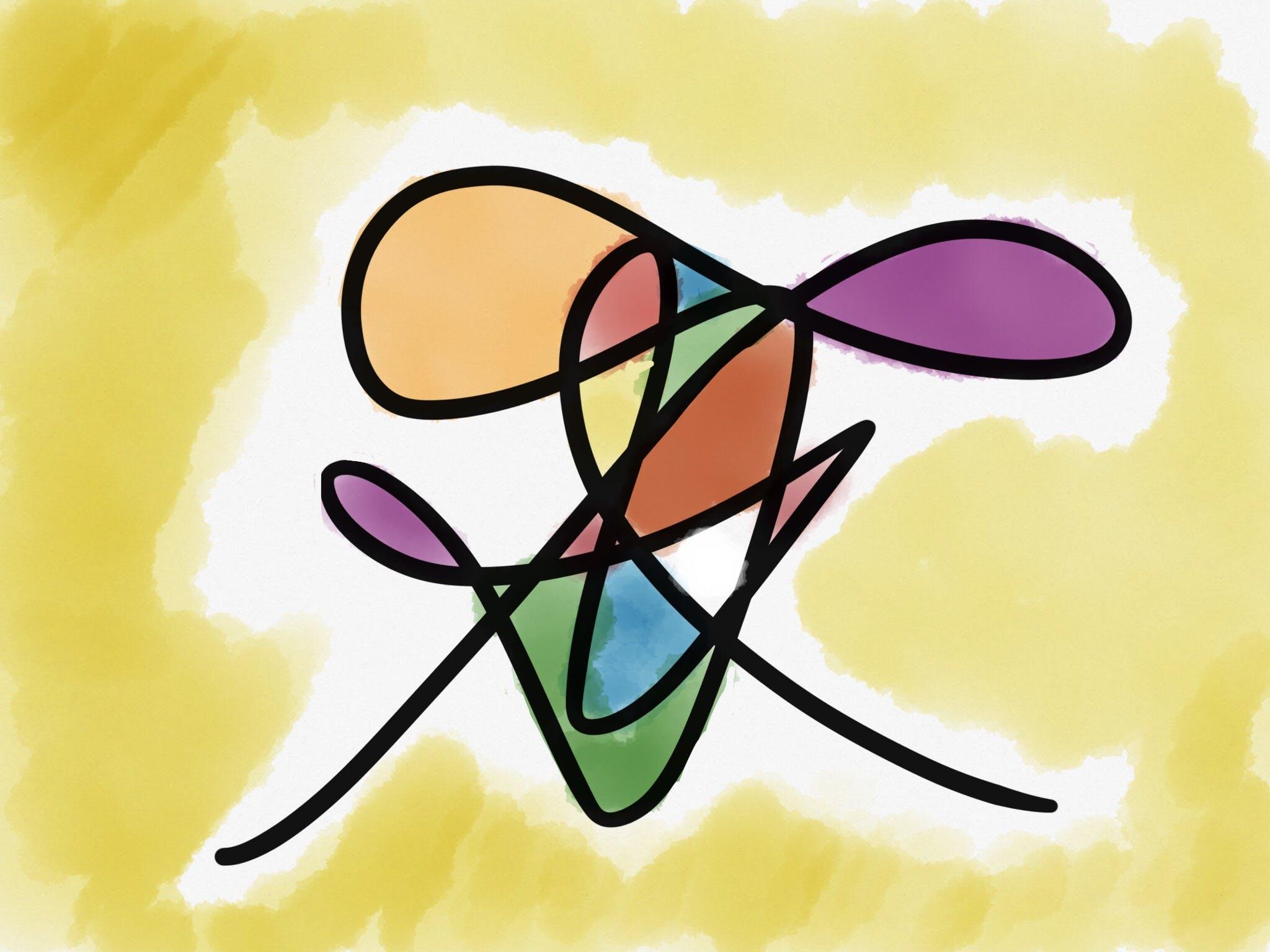 Gratis arkivbilde med farger, fargerik, illustrasjon, inspirasjon