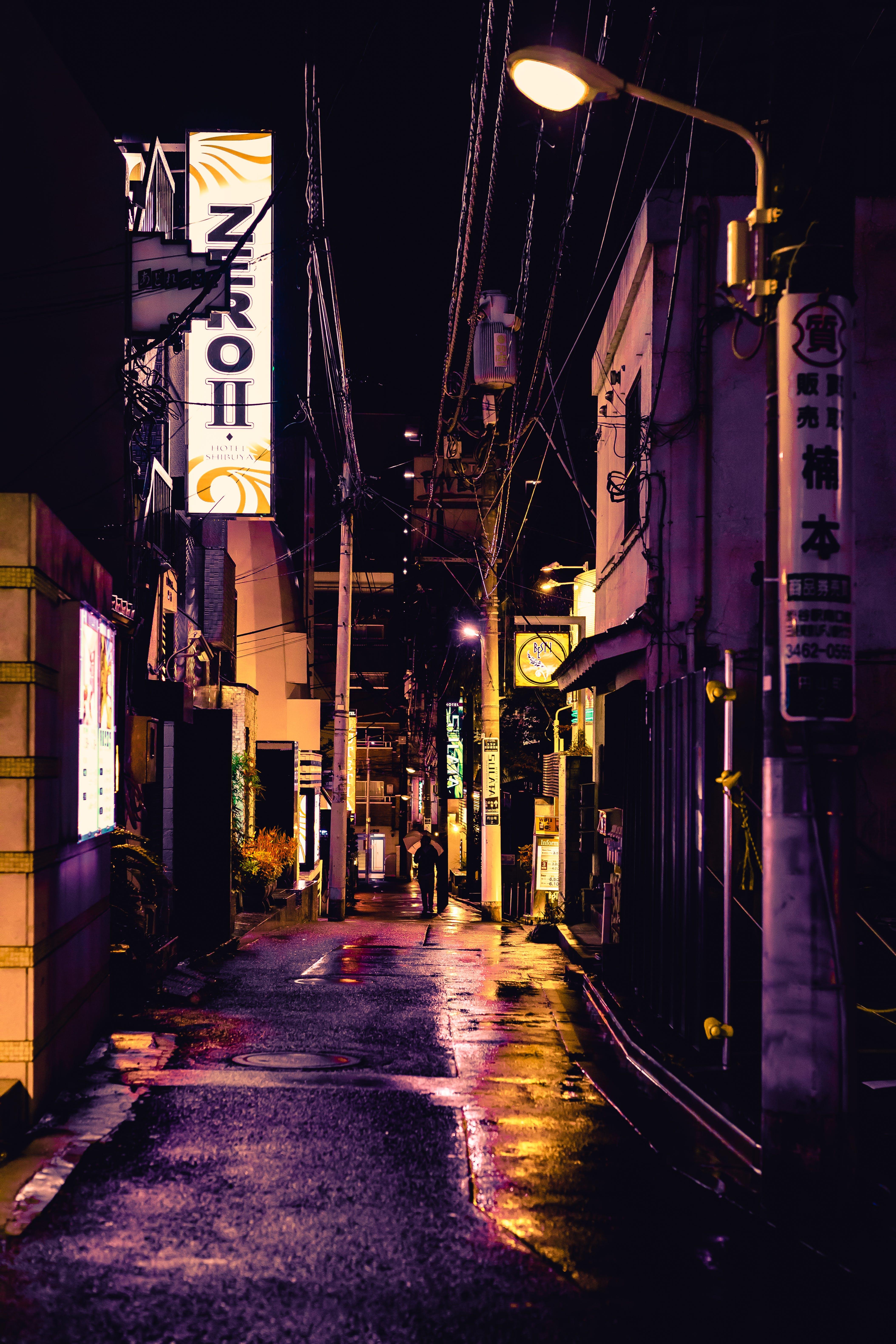 Fotos de stock gratuitas de calle, ciudad, edificios, farola