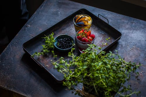 Photography of Fruits on a Tray