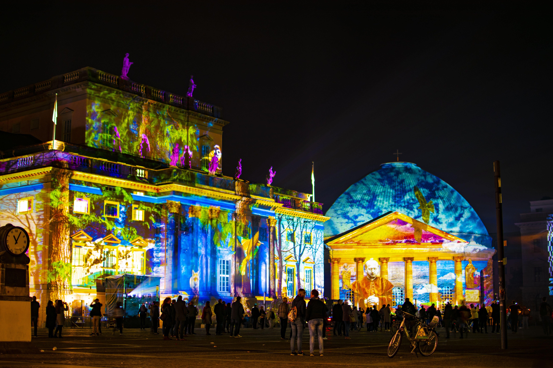 Δωρεάν στοκ φωτογραφιών με απόγευμα, αρχιτεκτονική, αστικός, Βερολίνο