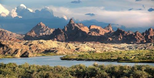 Základová fotografie zdarma na téma denní světlo, dřevo, hora, kámen