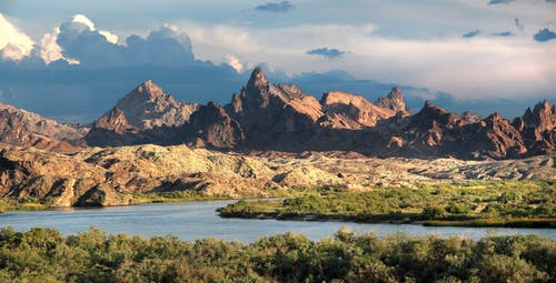 Kostnadsfri bild av berg, dagsljus, dal, gryning