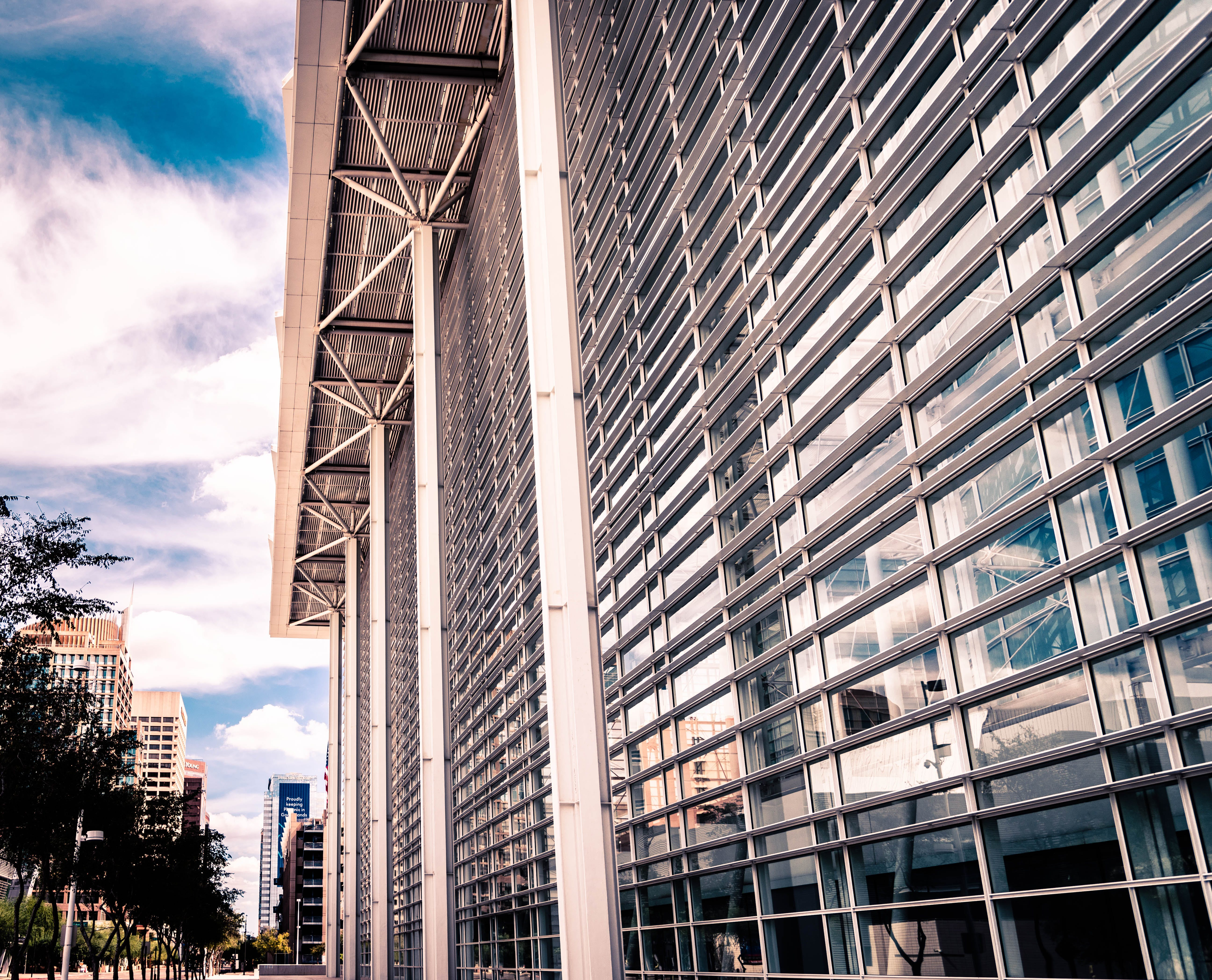 Free stock photo of city, building, glass, architecture