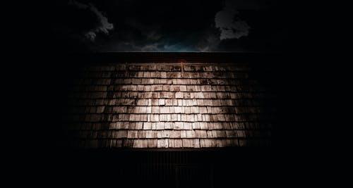 Ilmainen kuvapankkikuva tunnisteilla Halloween, karmiva, katto, kaupunki yöllä