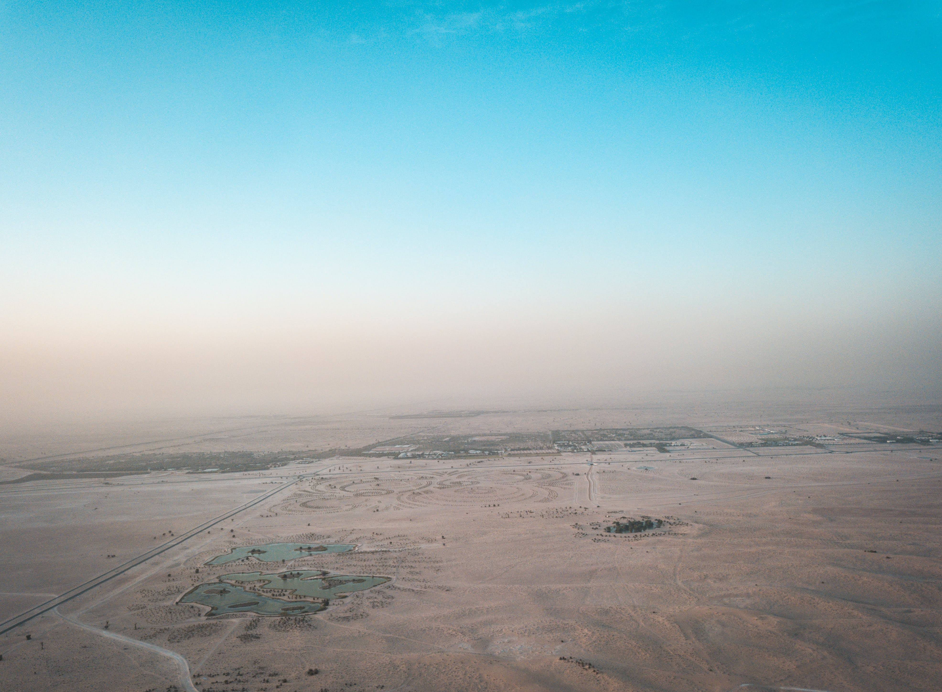 Free stock photo of desert, drone, drone cam, Ariel