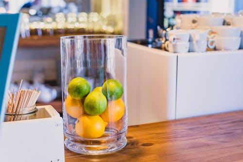 Základová fotografie zdarma na téma citrusové ovoce, dřevěný, dřevo, hloubka ostrosti
