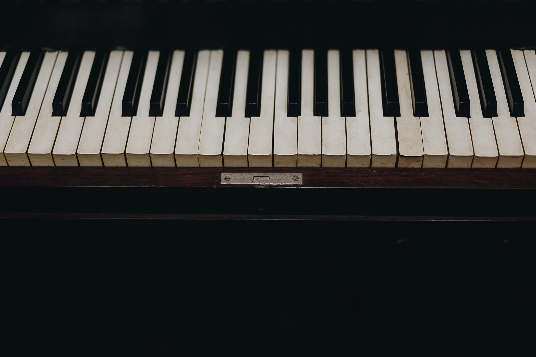Photo of Piano Keys