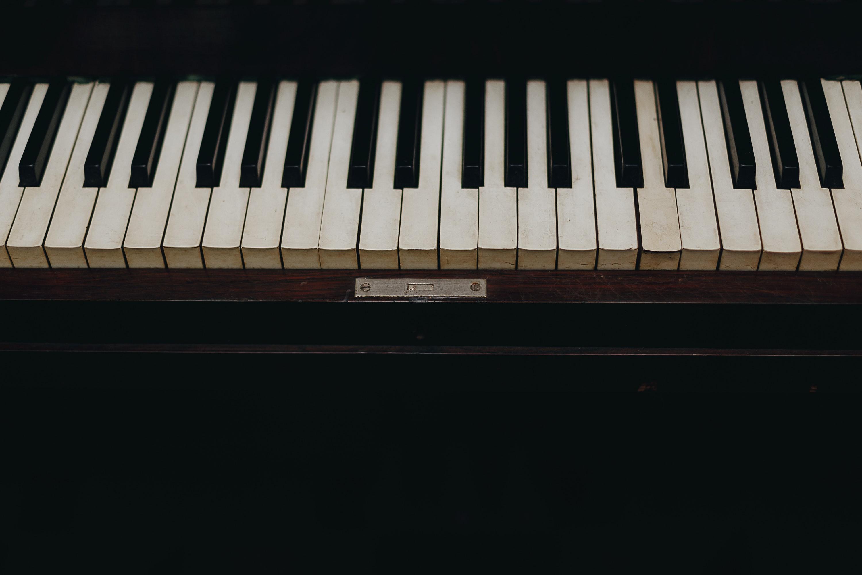 Photo of Piano Keys · Free Stock Photo