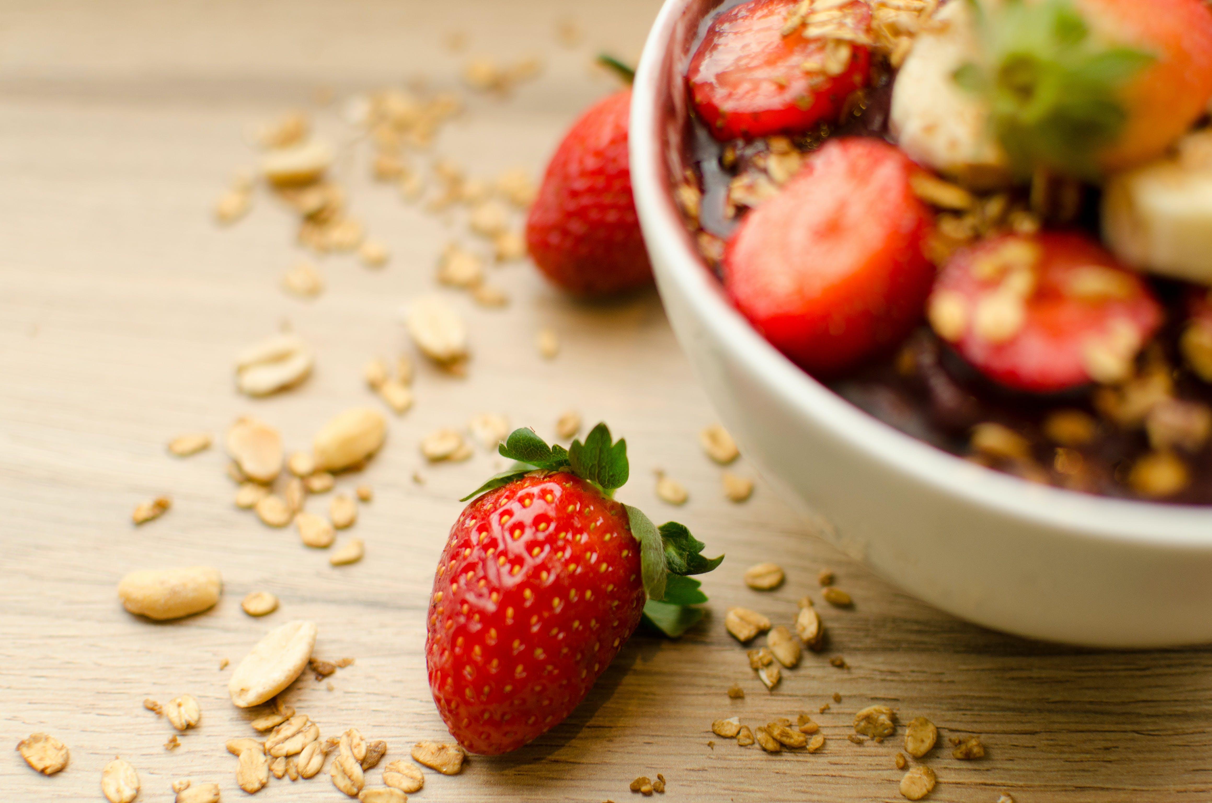 Free stock photo of açaí, breakfast, coffee, healthy lifestyle