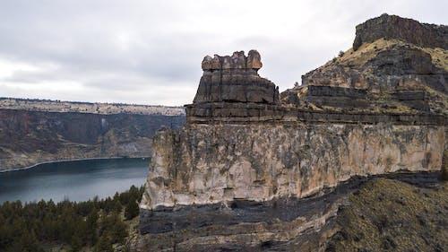 天性, 天空, 山, 岩層 的 免費圖庫相片