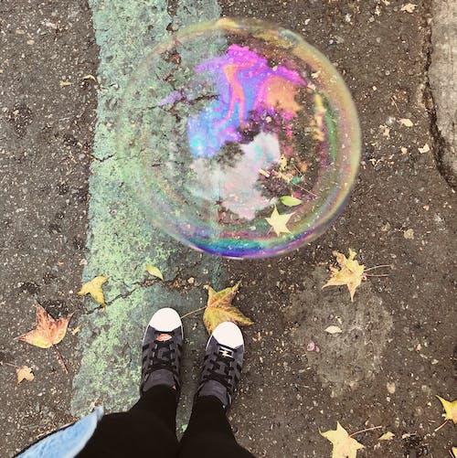 Immagine gratuita di bolla, calles, colorato, colore