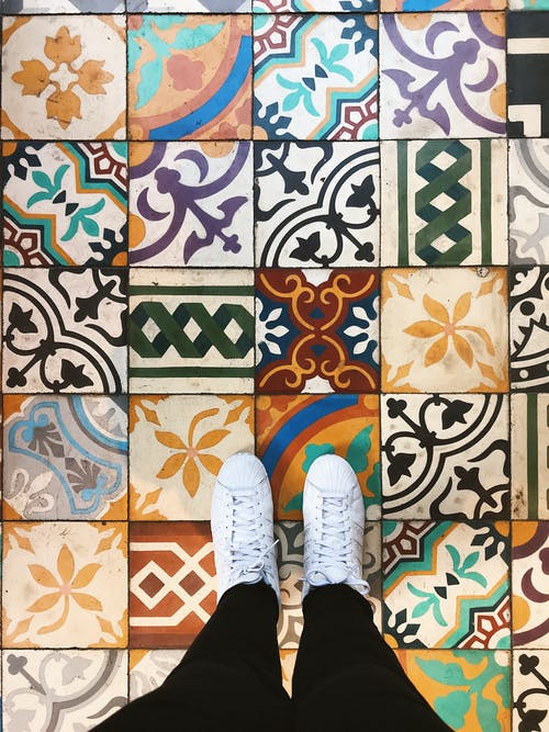 coloful, colorido, ihaveathingwithfloors, mosaico 的 免费素材照片
