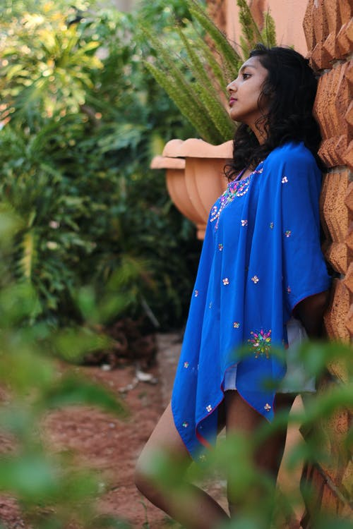 hinduska dziewczyna, hinduski, indyjski