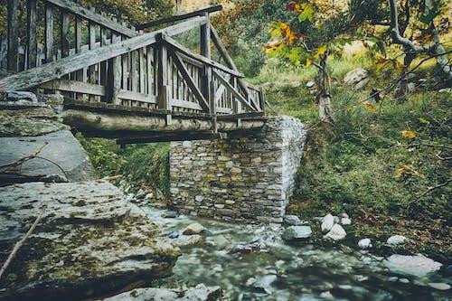 Δωρεάν στοκ φωτογραφιών με γέφυρα, γραφικός, ειδυλλιακός, καταρράκτες