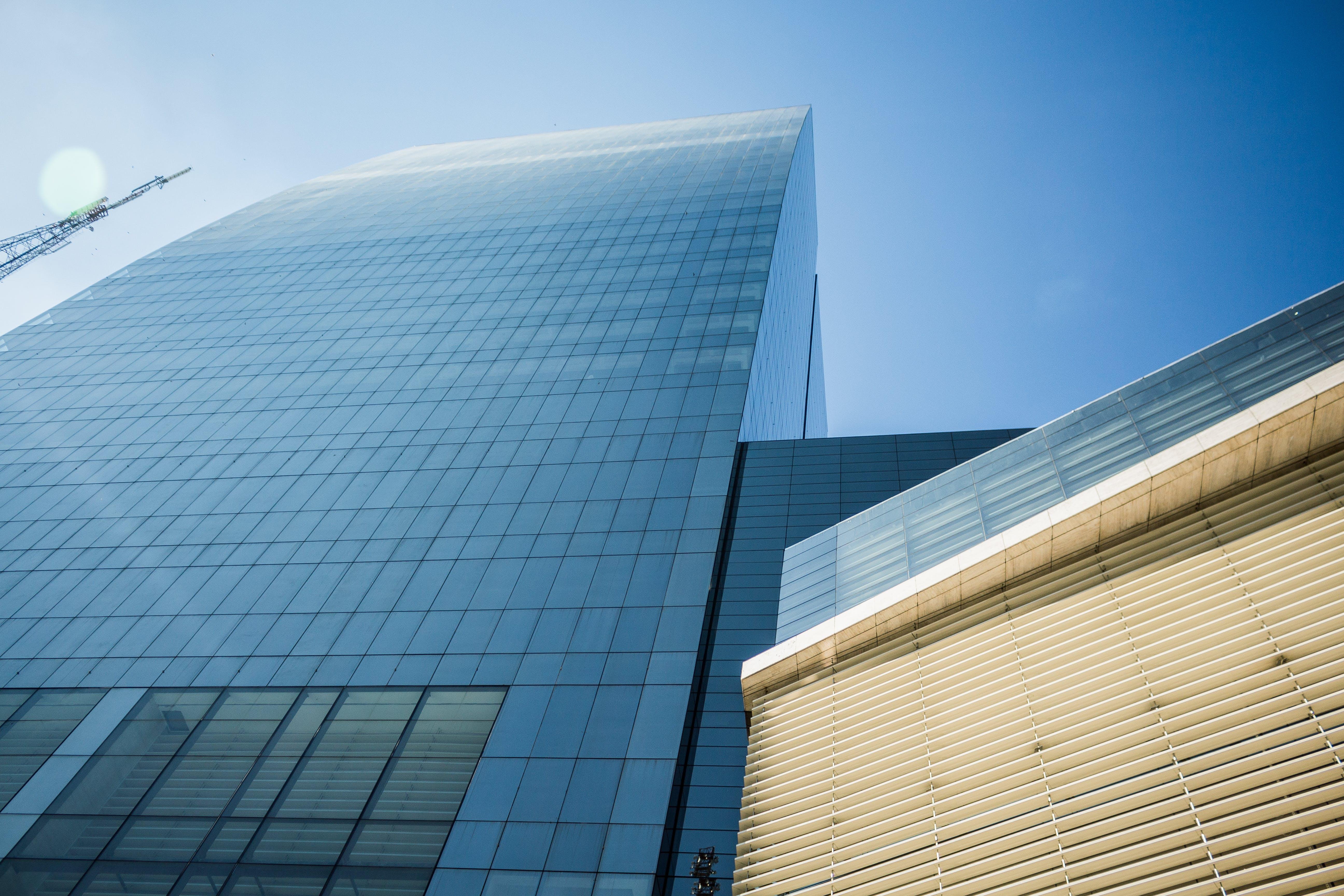 Kostenloses Stock Foto zu architektonisch, glas