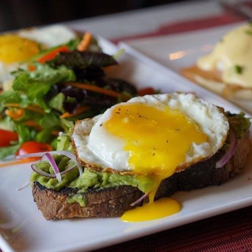 Kostenloses Stock Foto zu eier, essen, gemüse
