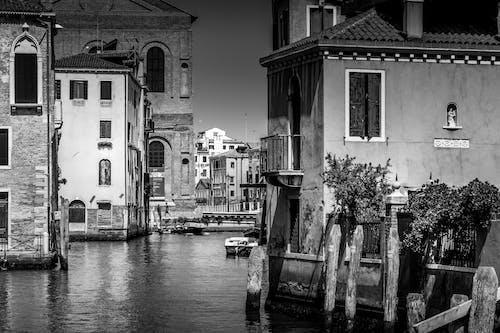 シティ, ベネチア, ベネチアン, 建築の無料の写真素材
