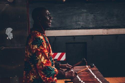 Photos gratuites de afrique, festival, homme, homme noir