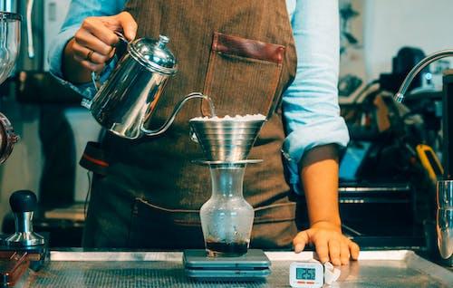Kostenloses Stock Foto zu barista, kaffee