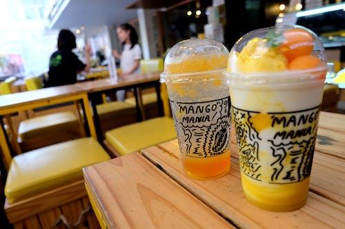 Free stock photo of bubble, drink, drinks, ice cream