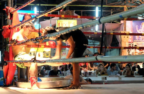 Základová fotografie zdarma na téma bojovník, boxování, Čiang Mai, Thajsko