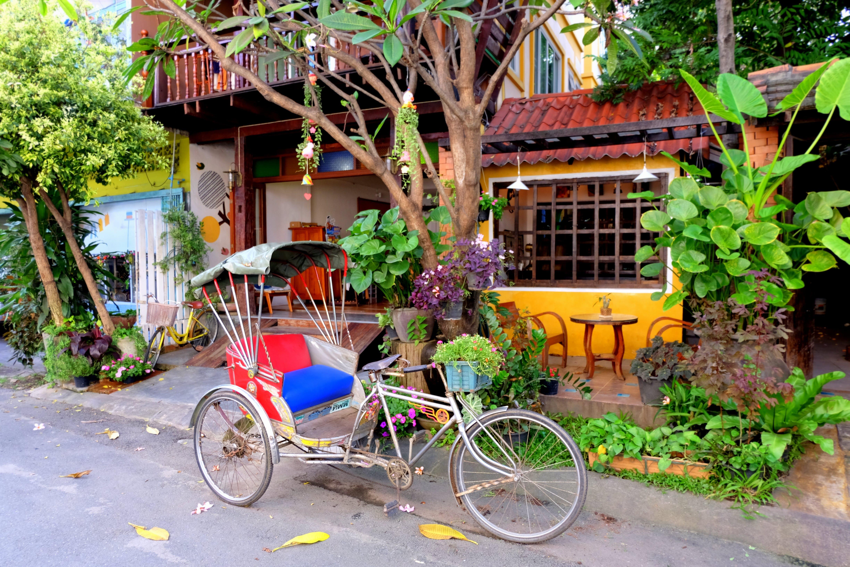Free stock photo of bike, chiang mai, street, thailand