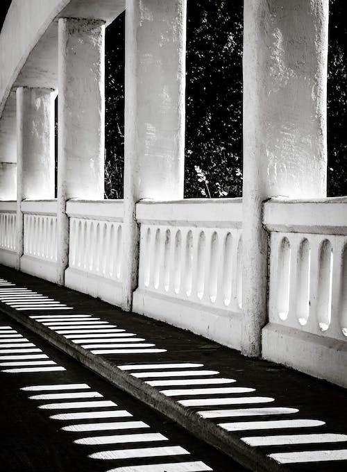Immagine gratuita di leggero, luce, ombre