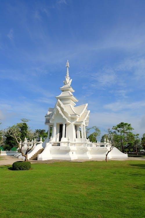 Free stock photo of chiang rai, thailand, white temple