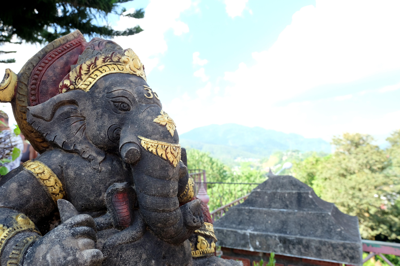 Gratis stockfoto met ganesh, ganesha, olifant, standbeeld