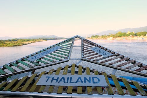 Free stock photo of asia, Golden Triangle, laos, mekhong