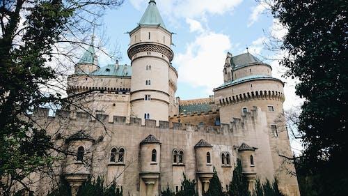Imagine de stoc gratuită din castel, palat, Slovacia