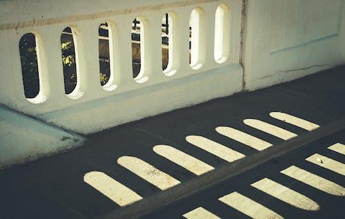 Immagine gratuita di modello, ombra, ponte