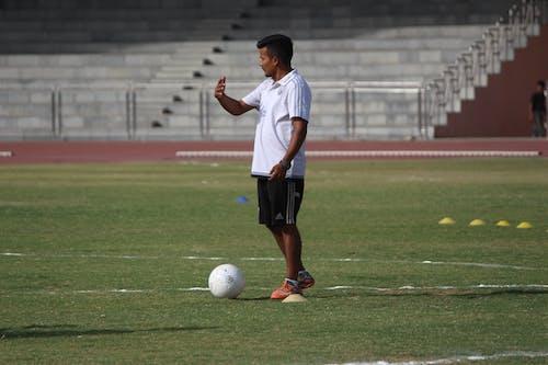 Бесплатное стоковое фото с indianplayer, гандбол, девушка футболист, девушка-игрок