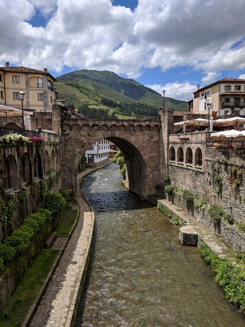 北, 橋, 歐洲, 歷史 的 免费素材照片