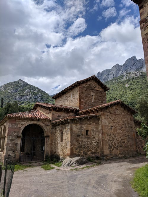 北, 廢墟, 教會, 歷史 的 免费素材照片