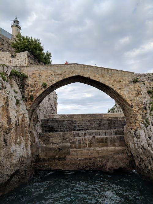 乌迪亚莱斯, 北, 卡斯特罗, 橋 的 免费素材照片