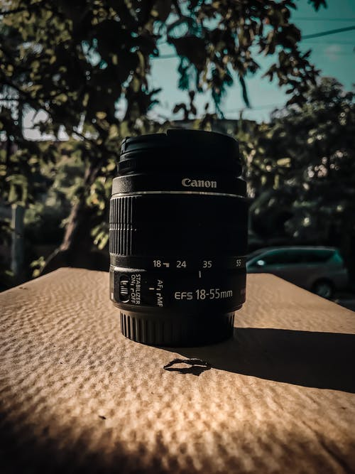 Free stock photo of #Canon, #Lens