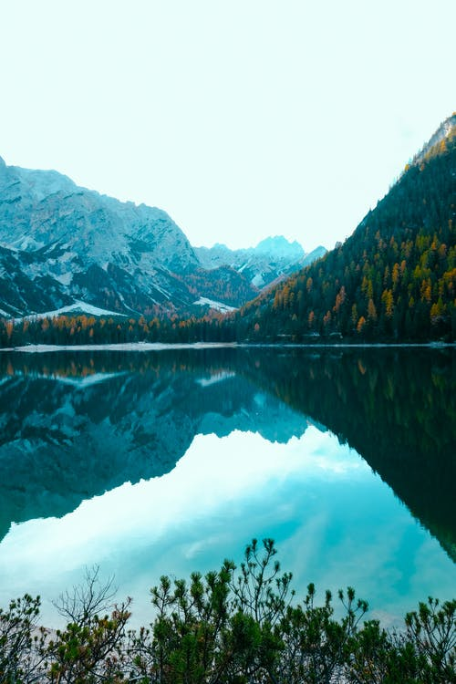Foto profissional grátis de água, árvores, atraente, cênico