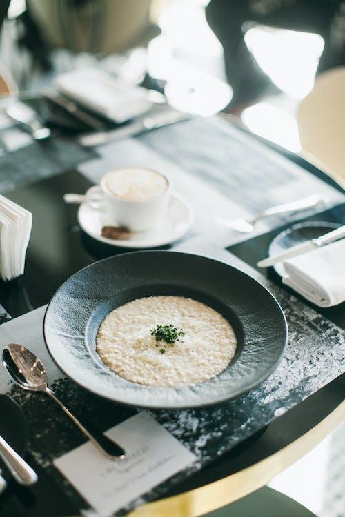 Δωρεάν στοκ φωτογραφιών με δείπνο, καφές, κούπα, πιατέλα