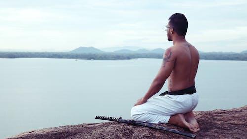 Δωρεάν στοκ φωτογραφιών με katana, καράτε, ξίφος, πολεμικές τέχνες