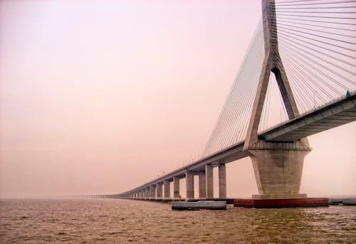 Fotobanka sbezplatnými fotkami na tému Čína, dlhý, donghai most, mesto a architektúra