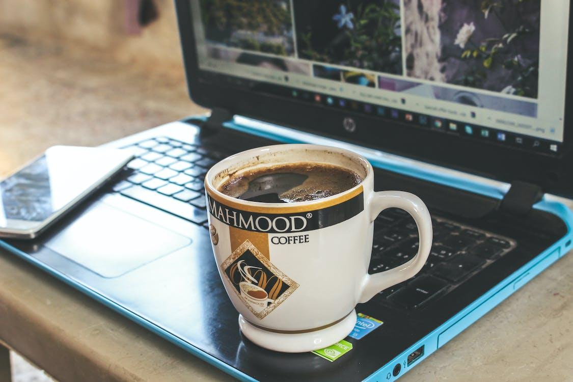互聯網, 可攜式, 咖啡