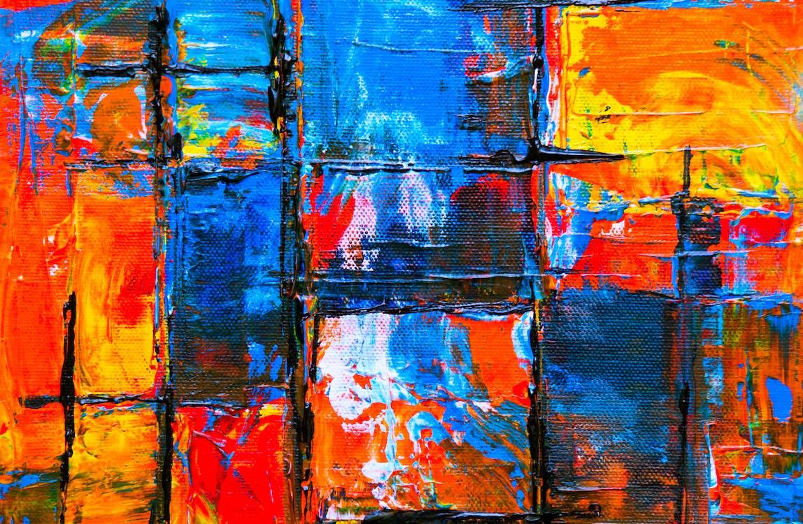 abstracte, aiguada, art