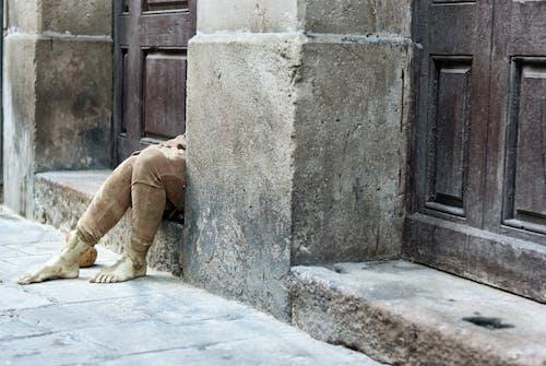 腿, 藝術, 街 的 免费素材照片