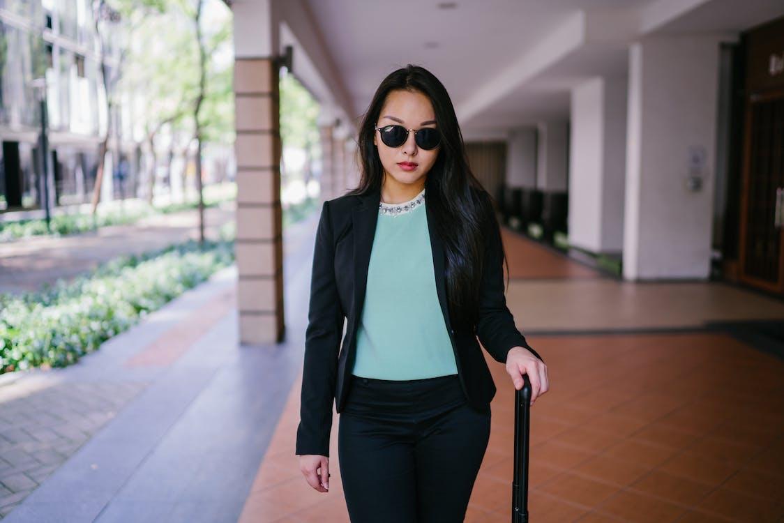 atrakcyjny, azjatka, azjatycka dziewczyna
