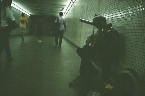 Free stock photo of 35mm, city, metro