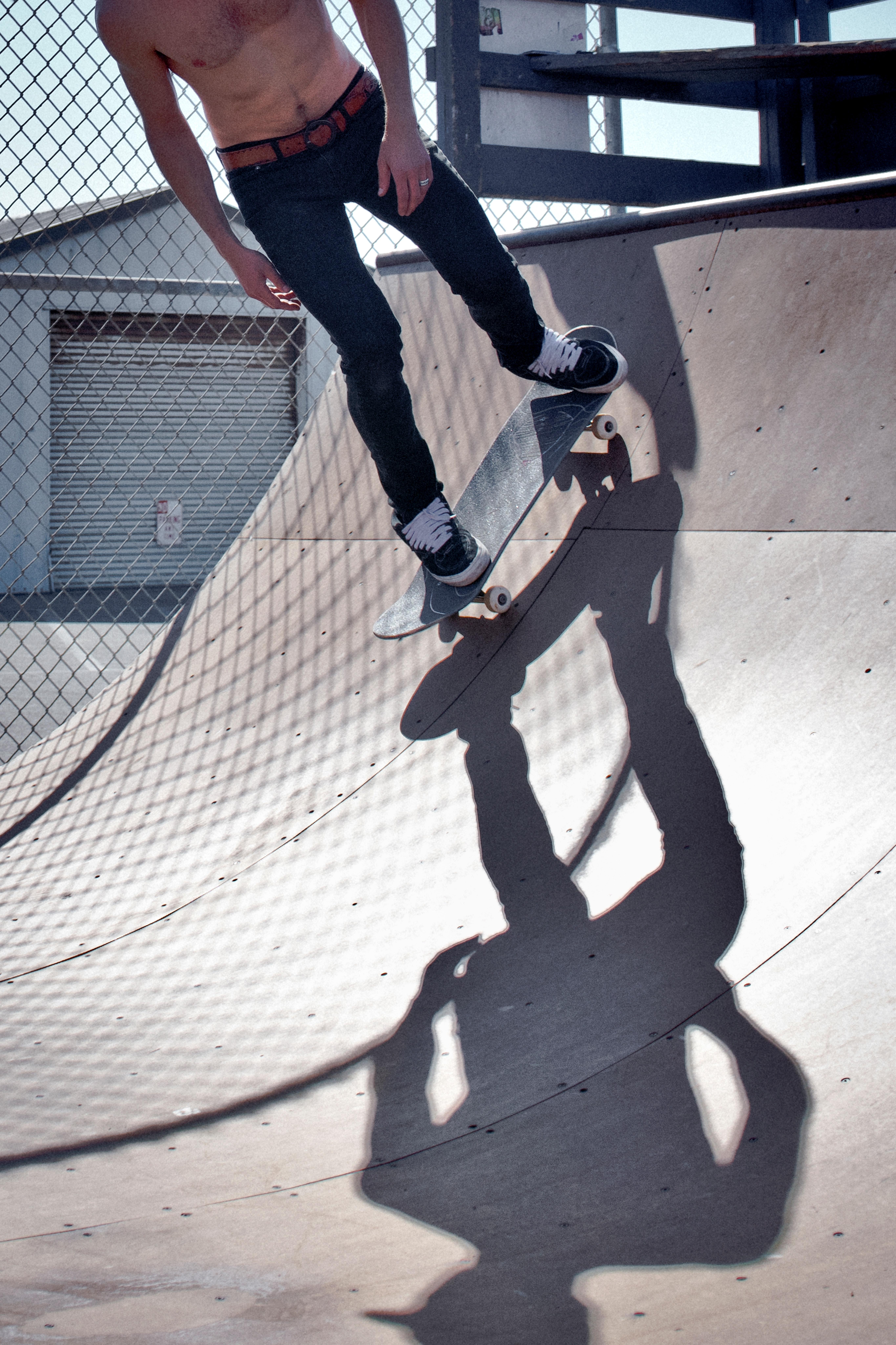 Woman Riding on Skateboard Outdoor · Free Stock Photo