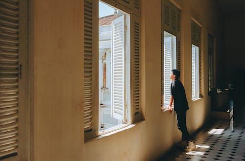 Ảnh lưu trữ miễn phí về các cửa sổ, kiến trúc, người, Tòa nhà