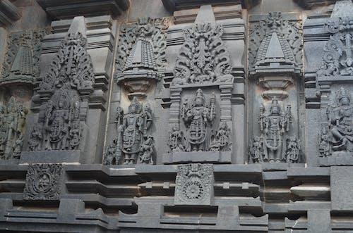 Kostenloses Stock Foto zu architekturdesign, geschichte, indisches erbe, unesco